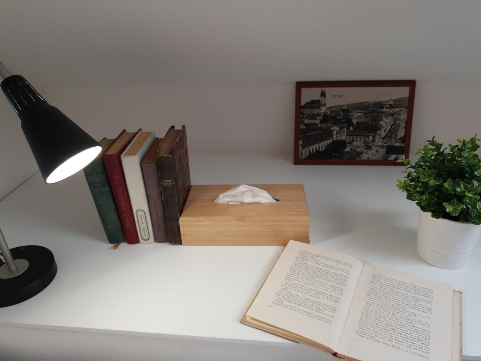 izba 2 - knihy